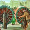 SAKA BHAI SUBHAIG SINGH N SHAIBAJ SINGH KURBANI PICTURE