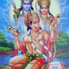 Lord Rama,Mata Sita and Hanuman images