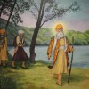 Shri Guru Nanak Dev ji Beautiful Painting Pictures