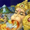 Beautiful Pictures of God Sri Hanuman