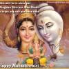 God Shiva and Mata Parvati Shivratri Photos Download