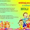 Happy Holi 2014 Pictures, Holi Greetings, Wishes, Quotes, Thoughts, Messages, Ecards