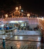 Shivala Bagh Bhayian Mandir Night Pictures