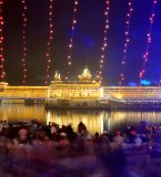 Golden Temple Diwali Pictures
