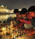 Diwali Pictures of Shri Harmandir Sahib