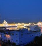 Diwali Pictures of Shri Harmandir Pictures