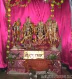 Ram Darbar Picture from Durgiana Mandir