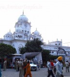 Entrance Gate of Golden Temple Picture