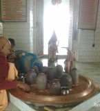 Shivling Mandir Picture with 11 Shivaling Achleshwar Mandir, Batala