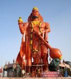 Lord Hanuman Big Murti Picture
