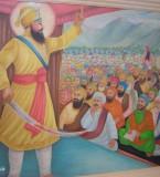 Guru Gobind Singh Ji , Ajaib Ghar Tarn Taran Sahib Picture