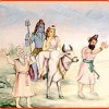 Information about Shivratri Legends – Marriage of Shiva and Shakti