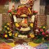 Shiv Linga Shingar Photographs from Shivala Bagh Bhayian Mandir Amritsar