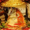 Shiv Linga Shingar Pictures from Shivala Bagh Bhayian Mandir Amritsar