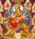 The nine names of goddess Durga | Nine Avtar, Swarup of Mata Durga
