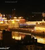 Beautiful Night Photos of Darbar Sahib | Harmandir Sahib | Swarn Mandir