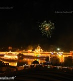 Beautiful Night view photographs of Golden Temple with Atish Bazi