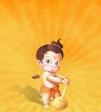 Shri Bal Hanuman images