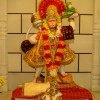 Beautiful Murti Photograph of Shri Hanuman Bhagwan