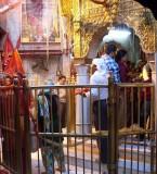 Recorded Live aarti from Maa Chintpurni Devi Mandi, HP