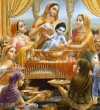 Childhood Wallpapers of Lord Krishna