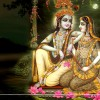 Goddess Radha and Lord Krishan Pictures