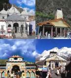 Information about Char Dham (Yamunotri, Gangotri, Badrinath & Kedarnath) Yatras
