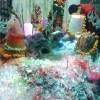 Shivala Bagh Bhaiyan Mandir Shiv Lingam Shingar with ICE, Date 13-08-2012