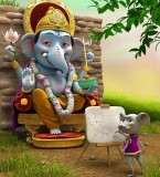 Lord Ganesha Amazing Photographs, Pictures, Images, Wallpapers, Photos