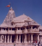 Information about Somnath Temple in Saurashtra, Gujarat