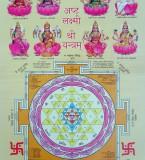 Shri ashta lakshmi yantra Pictures, Photos, Walpapers