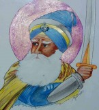 Baba deep singh ji drawing Photo Pitures wallpapers