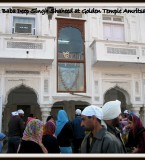 Gurdwara Baba Deep Singh ji at Golden Temple, Amritsar