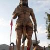 Shri Hanuman Big Statue | Murti Picture at Devi Talab Mandir, Jalandhar