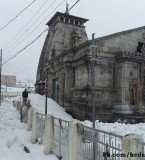 Kedarnath Temple Winter Pictures, Photos, Wallpapers Download