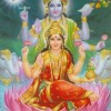 Lord Vishnu and Mata Laxmi Beautiful Photos, Pictures Download