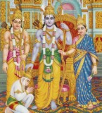 Shri Ram Darbar Beautiful Wallpapers