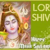 Happy Shivratri 2016 Wishes, Greetings Picture Cards with Messages