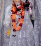 Lord Hanuman Statue Shri Banke Biharai Temple Amritsar