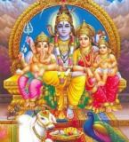Lord Shiva Family – Shiv Parvati Family Photos, Images