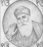 Shri Guru Nanak Dev Ji Pencil Sketch Panting Drawing Beautiful Images