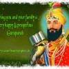 Happy Guru Gobind Singh Ji Gurpurab SMS, Messages, Greetings, Wishes