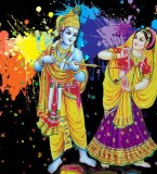 Hindu God Happy Holi Wishes, Wallpapers, Greetings, Ecards, Message