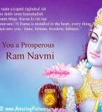 Rama Navami Quotes | Happy Ram Navami Hindi wishes, message, sms, greetings