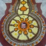 Shivala Shri Markandeshwar Mahadev Shiv Lingam Shingar Pictures decorated with Flowers