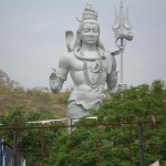 Biggest Statue (Murti) of Lord Shiva at Hari ki Pauri