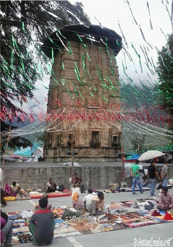 Chaurasia-Temple