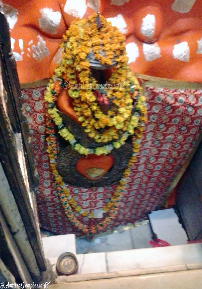 Ujjain Temple Photos Dhunga Hanuman Temple Photos