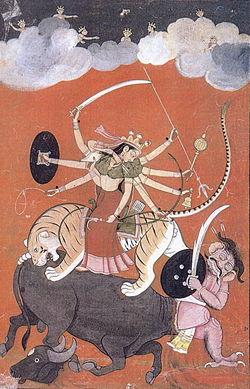 Durga Mahisasuramardini Pictures, images, photos