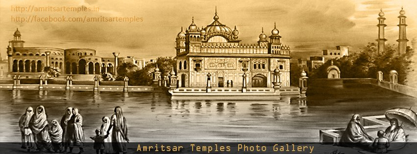 Harmandir Sahib Facebook Profile Cover Photos, Pictures